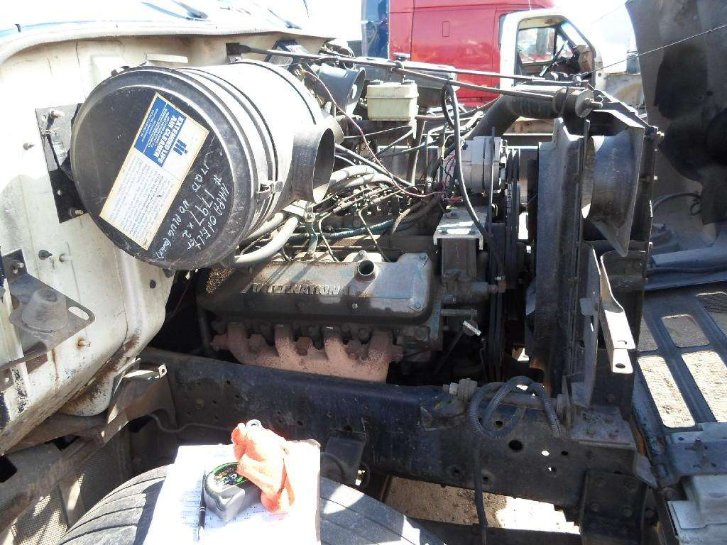 International 9 0L Diesel Engine for a 1984 International