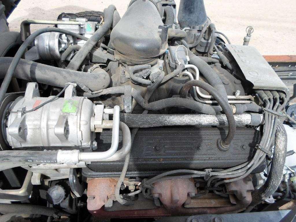 Isuzu 5 7 Gas Engine For A 1997 Isuzu Npr For Sale