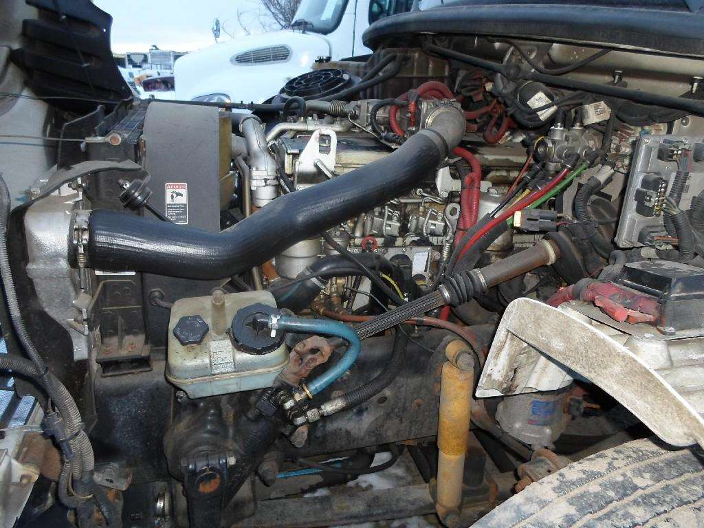 Mercedes benz mbe900 engine for a 2006 freightliner m2 106 for Mercedes benz engine number check