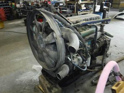 Volvo D12 Engine for a 1999 Gmc/Volvo/White WG
