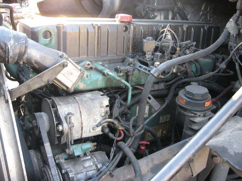 Volvo D12 Engine For A 1998 Gmc  Volvo  White Vn For Sale