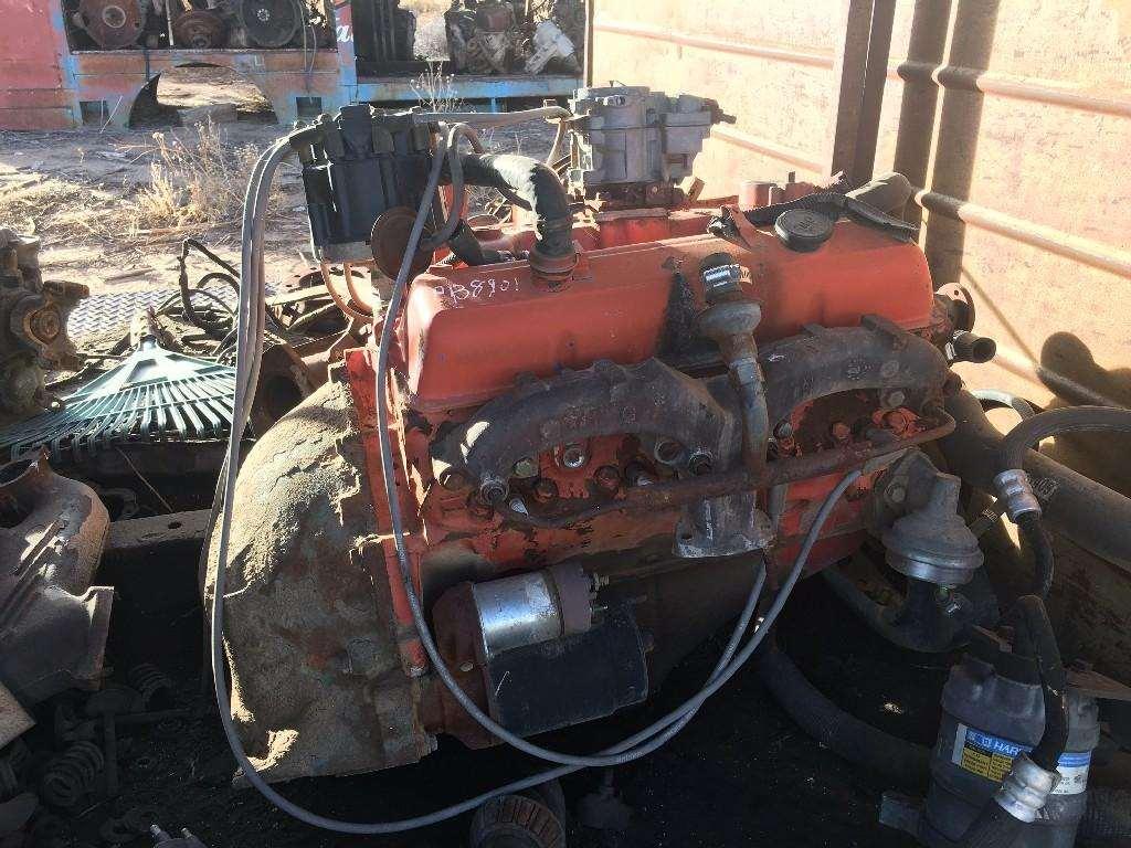 gmc 350 engine