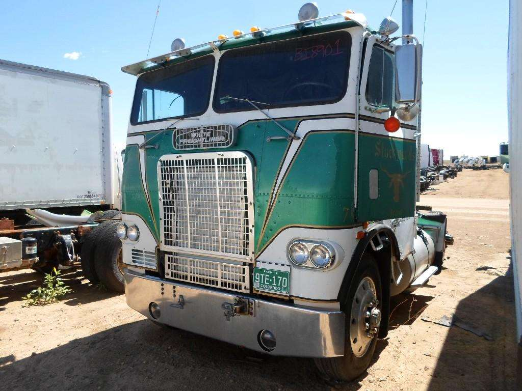 1980 Freightliner Coe Headlamp Assembly For Sale Hudson Co