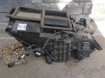 Freightliner M2 106 Heater Core Box for a 2012 Freightliner M2-106 on