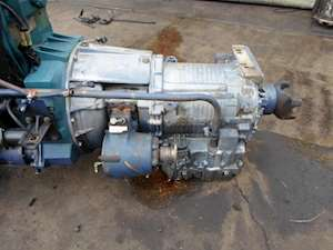 Allison 3000 RDS / 3500RDS Right PTO for a 2006 Engine Teardown