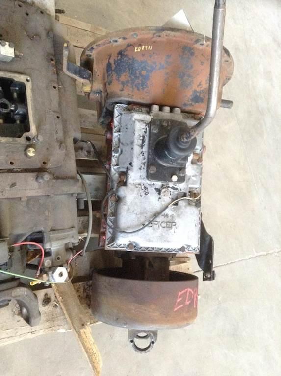 Spicer CM5552-D Transmission for a 1984 International 1900 For Sale |  Hudson, CO | 236535 | MyLittleSalesman com