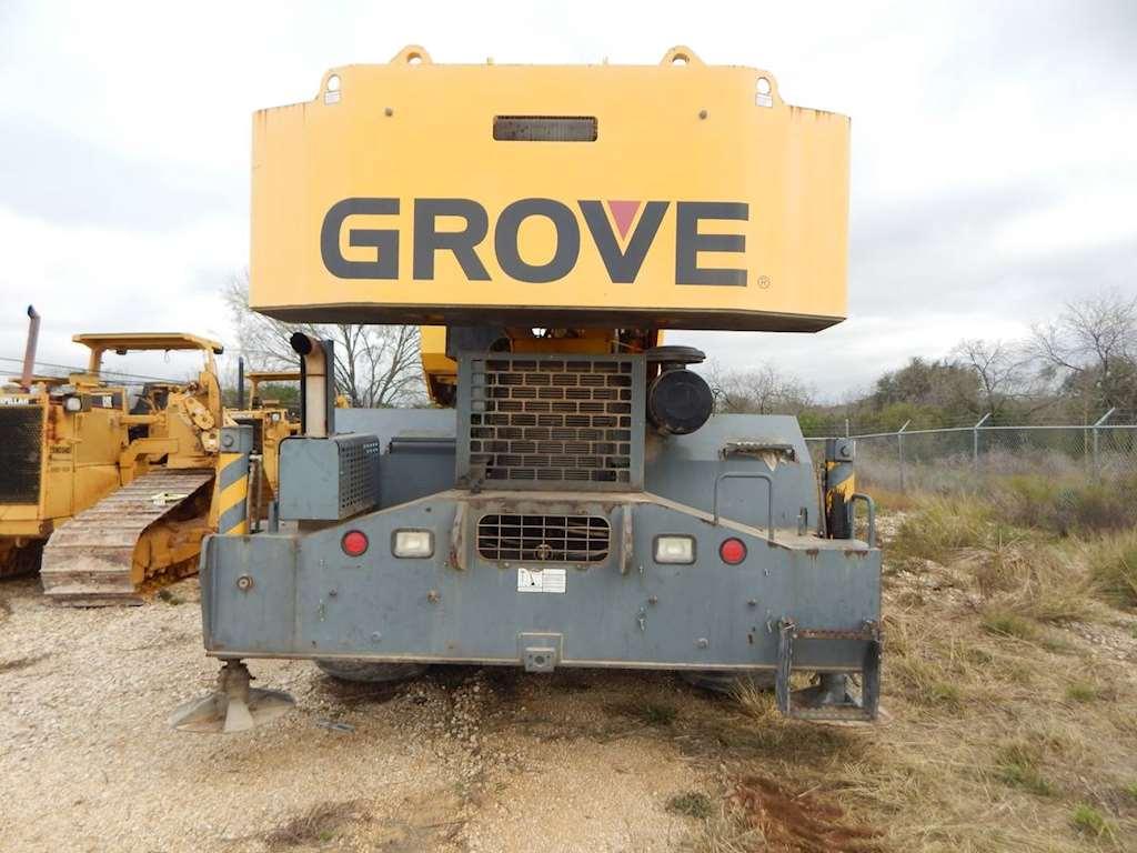 2006 grove rt760e rough terrain crane for sale for Crane grove