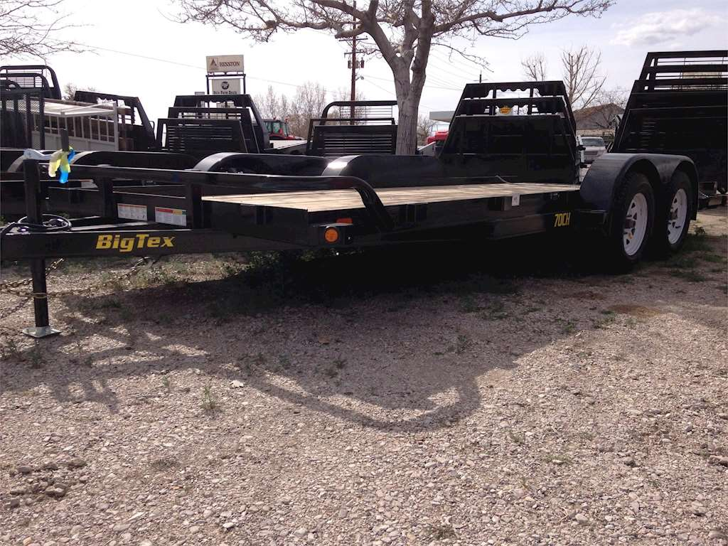 2015 Big Tex 70CH 18 Car Carrier For Sale
