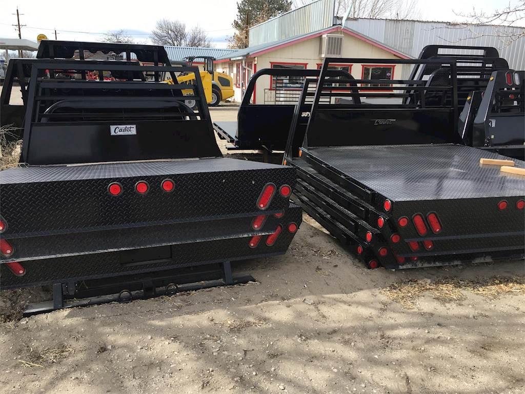 2019 Cadet 8 Ft Flatbed Truck Body For Sale Fallon Nv 9680854 Mylittlesalesman Com