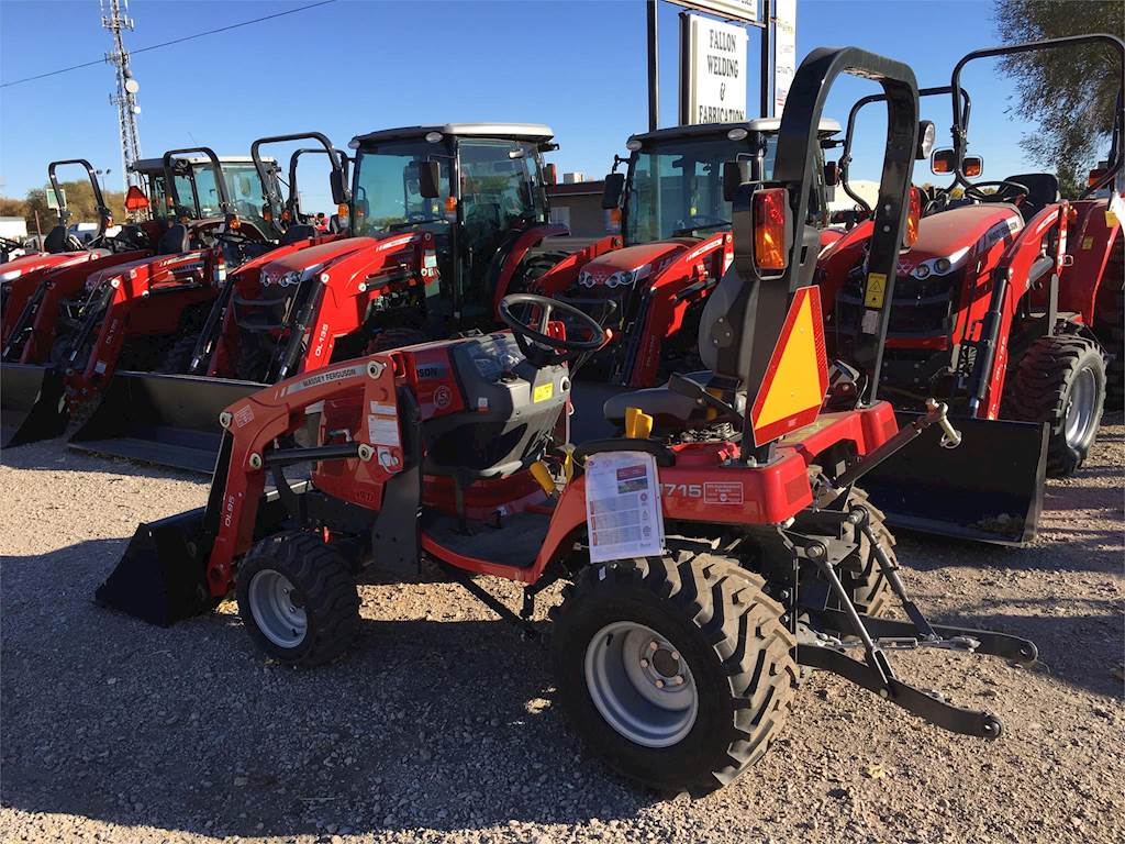 2018 Massey Ferguson GC1715 Tractor For Sale | Fallon, NV | 9386708 ...