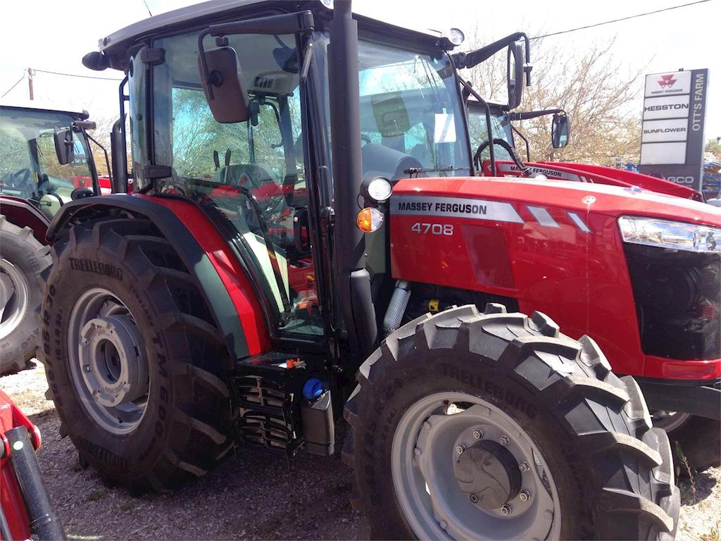 2016 Massey Ferguson 4708 Tractor For Sale | Fallon, NV | MF0296 ...