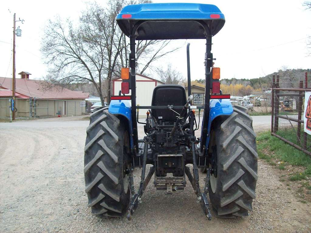 New Holland 75hp 4x4 Tractors : New holland workmaster tractor for sale hours