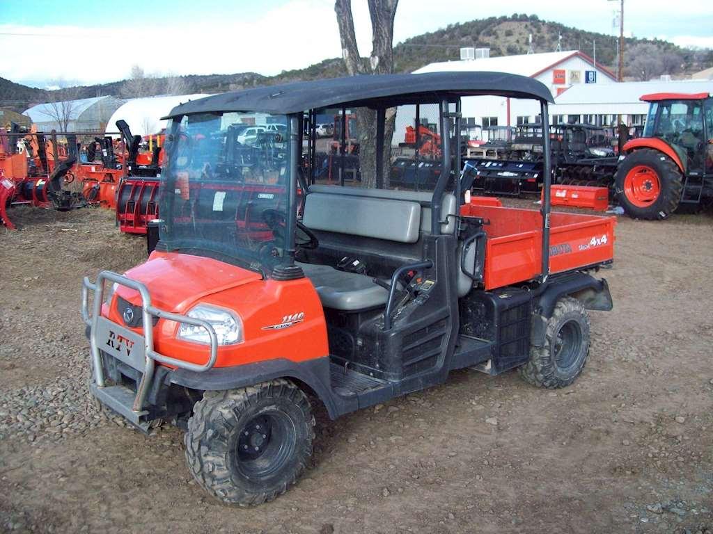 Kubota Rtv900 Utility Vehicle : Kubota rtv cpx utility vehicle for sale bayfield