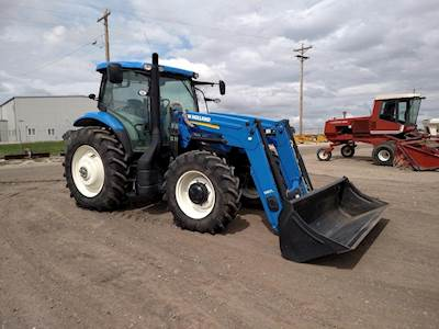 2014 New Holland T6 175 Tractor