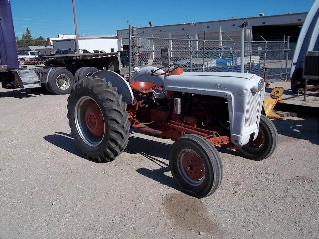 and owned for ford sale tractors mascus pre farming equipment used africa south machinery