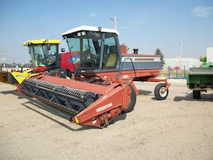 1988 Hesston 8400 Windrower For Sale, 3,872 Hours | Alliance