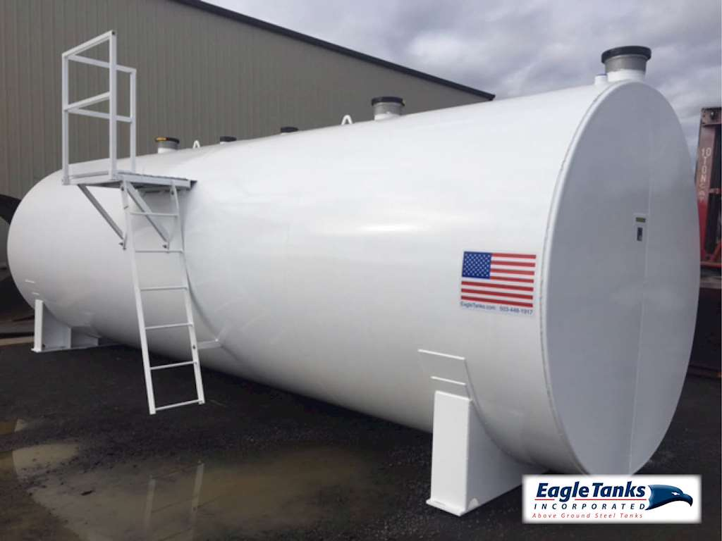 Eagle Tanks 12 000 Gallon Double Wall Horizontal 2 Product
