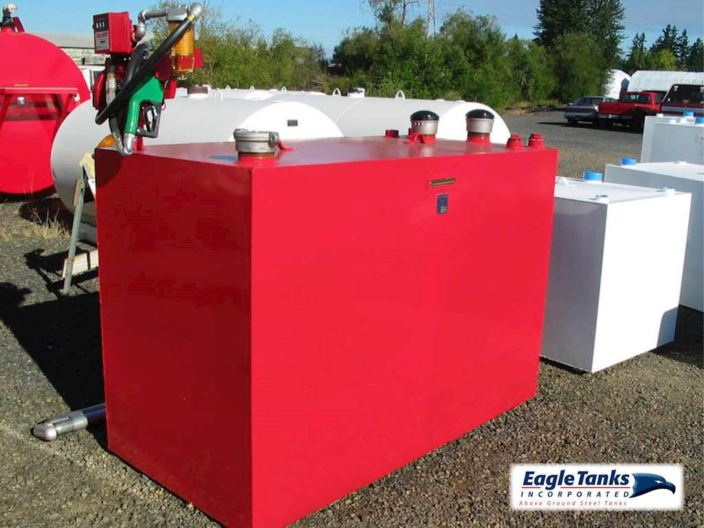 500 Gallon Fuel Tank >> Eagle Tanks 500 Gallon Double Wall Rectangle Ul 142 Fuel Tank For Sale Aumsville Or 9029456 Mylittlesalesman Com