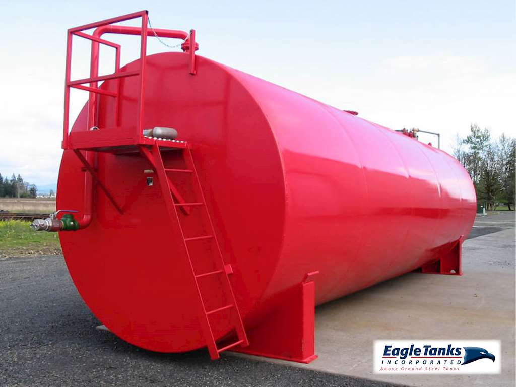 Eagle Tanks 12 000 Gallon Double Wall Horizontal Ul 142