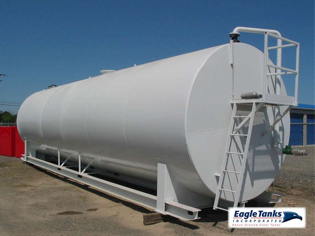 Eagle Tanks 20 000 Gallon Double Wall Horizontal Ul 142