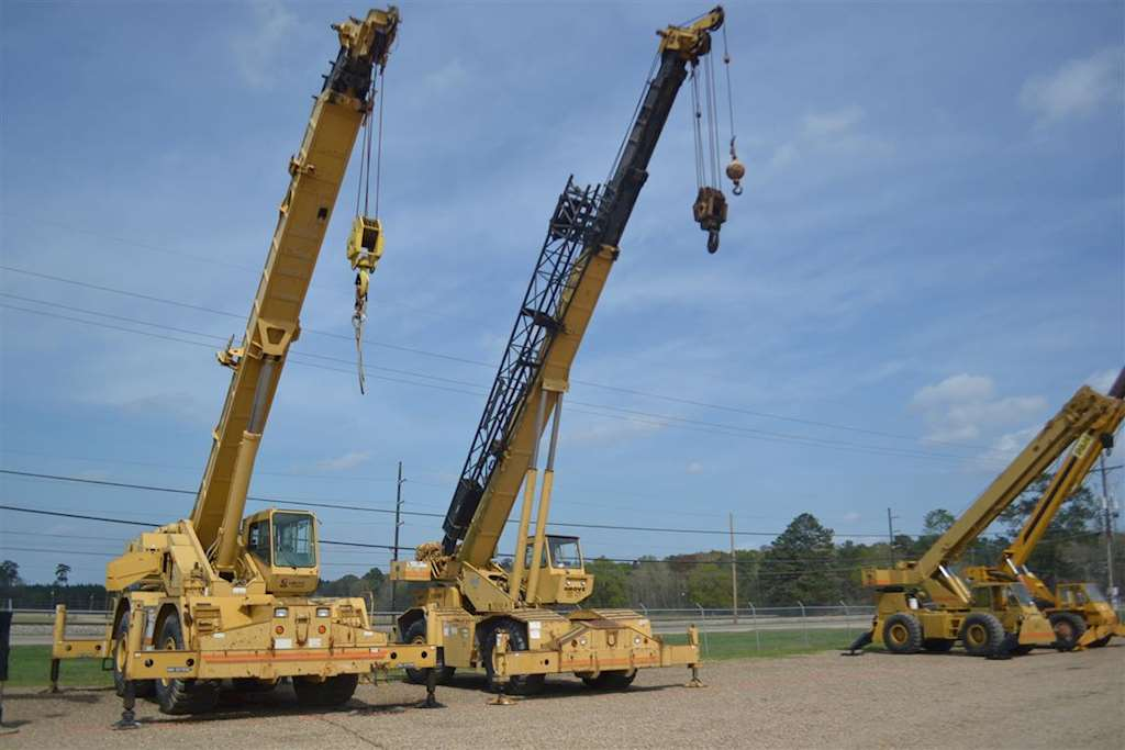 1989 Grove Rt745 Crane For Sale 5 276 Hours Livingston