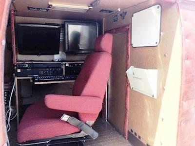 1989 Dodge Pablo Escobar Era Miami Dade Police Spy Surveillance Van  11K-Miles Everything Works