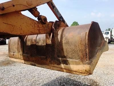 1974 Case 680E Backhoe Construction King Bucket 72