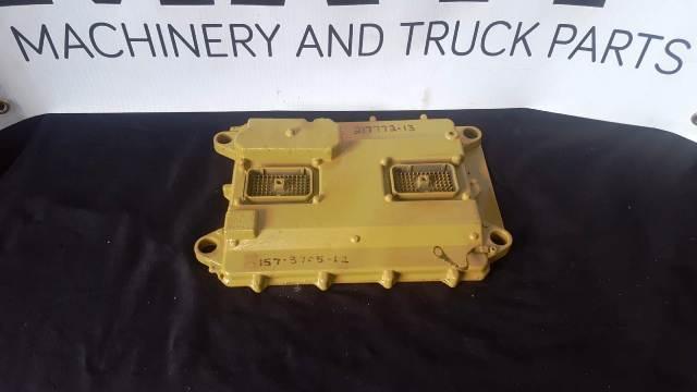 Caterpillar 3406E 2WS Diesel Engine 70 PIN ECM ECU Computer OEM Cat Part 157 3705 02 Tested With Warranty