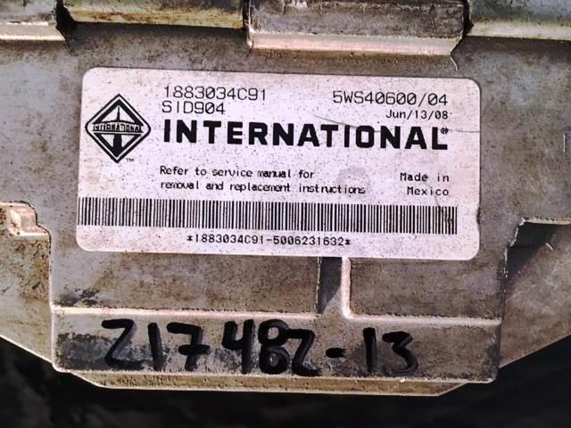 2008 International Navistar Maxxforce Diesel Engine ECM ECU ICM PN 1883034C91