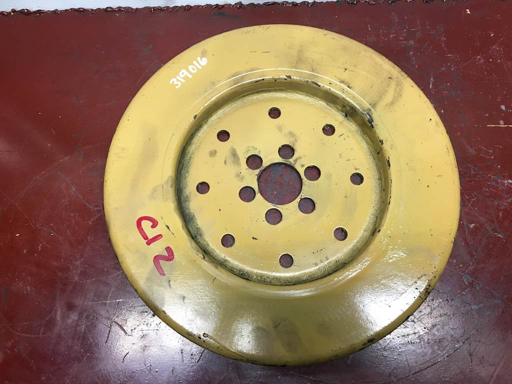 2003 Caterpillar C10 C12 C13 Vibration Dampner Harmonic Balancer Pulley P#  167-8125 For Sale | Rockwood, TN | 167-8125 | MyLittleSalesman com