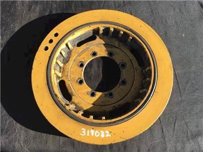 Caterpillar C7 / 3116 / 3126 Diesel Engine Harmonic Balancer Damper Pulley  OEM Part# 4P7378