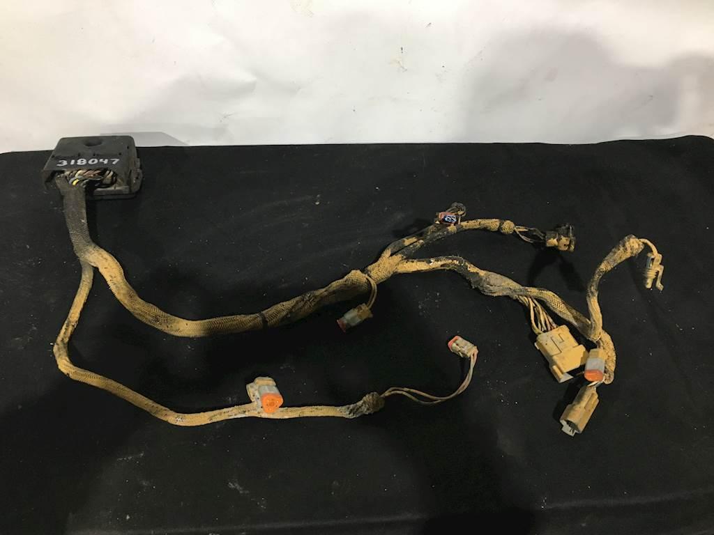 (used) caterpillar 3126 70 pin ecm engine to ecm wiring harness