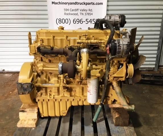 2000 Caterpillar 3126 Diesel Engine 7 2L 70-Pin Ser# 8YL AR# 175-1959 Runs  Perfect Low Miles For Sale | Rockwood, TN | Caterpillar 3126 70 Pin Diesel