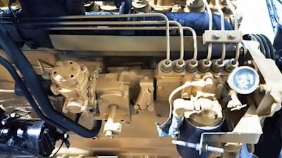 Perfect Caterpillar 3306 Diesel Engine AR# 6N-1309 ESN 66D23440 Mechanical  Fuel Pump Turbocharged 6-Cylinder