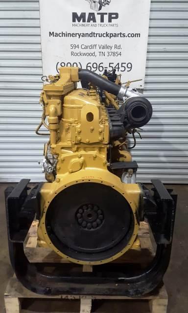 1981 Caterpillar 3406 Diesel Engine Mechanical Fuel Pump 400HP Fam 16D Runs Great
