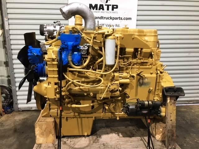 1988 Caterpillar 3406B Diesel Engine Mechanical Fuel Pump 4MG-Serial Jake  Brakes 14 6L Fam# JCT0893FPB2 Runs Great For Sale   Rockwood, TN  
