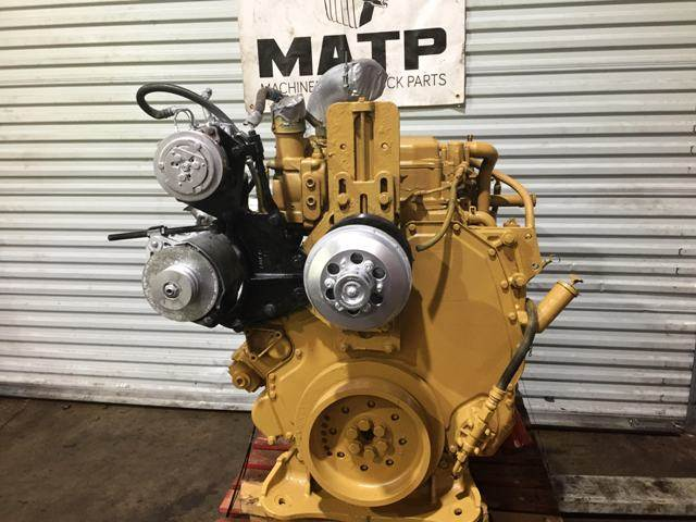 1999 2000 Caterpillar C10 Diesel Engine 70-Pin, 10 3L 3CS15664 AR# 188-6959  Runs Great