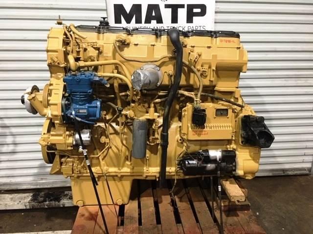 2005 Caterpillar C15 Acert Diesel Engine Twin-Turbo ESN MXS80358 AR#  248-5534 Freightliner Truck Motor Runs Great