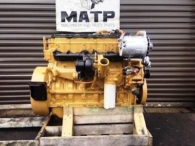 2005 2006 Caterpillar C7 Diesel Engine Acert 7 2L 70-Pin SAP06876 AR#  237-1587 5CPXH0442HBK