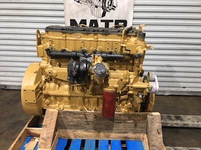 2004 2005 Caterpillar C7 Diesel Engine Acert 7 2L 70-Pin KAL31977 AR#  238-7128 Runs Great