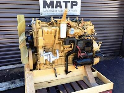 2005 Caterpillar C7 Diesel Engine SAP03660 70-Pin 7 2L AR# 263-0708 Fam#  5CPXH0442HBK Runs Great