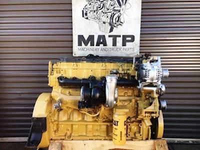 2004 2005 2006 Caterpillar C7 Diesel Engine Acert 7 2L 70-Pin KAL90708 AR#  239-4782 5CPXH0442HBK Runs Great