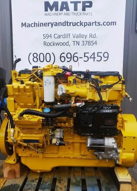 2004 Caterpillar C7 ACERT Diesel Engine WAX-Serial 70-Pin Freightliner  Truck Motor