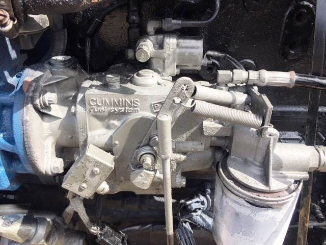 1993 Cummins N14 Mechanical Diesel Engine CPL 1380 C-Brakes N14-330 Fully  Mechanical Runs Great