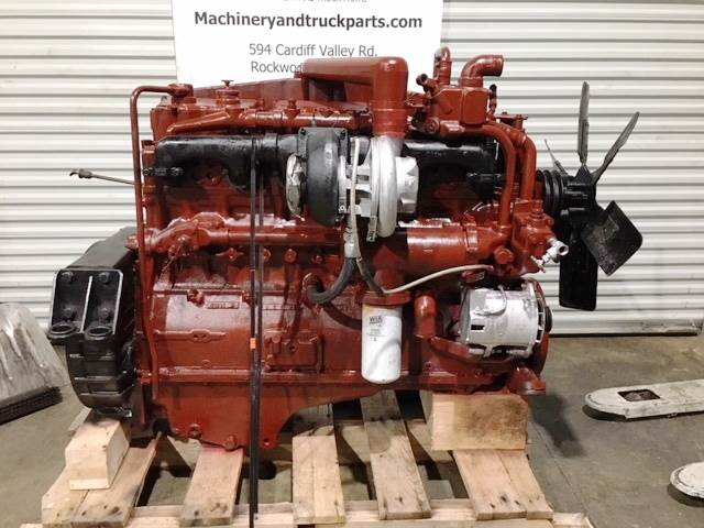 1974 Cummins NH/NT 855 Small Cam Diesel Engine CPL 0135 Fam3 093A 350HP @  2100RPM Runs Perfect For Sale | Rockwood, TN | Cummins Small Cam N855  Diesel