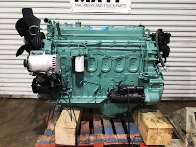 1978 GM Detroit 6L-71N Diesel Engine for Supercharged 2-Cycle Model  1067-8000 Mechanical Fuel Pump Runs Great 6-Cylinder Inline