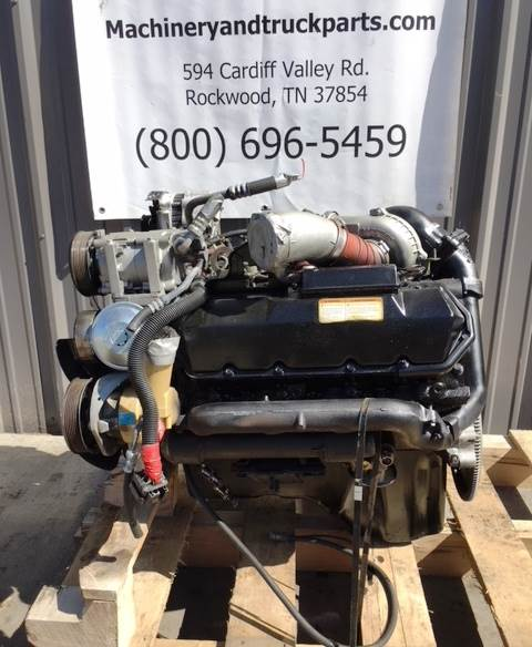 Ford 7.3 L Diesel >> 1995 International 7 3l Turbo Diesel Engine 7 3dit A215 Fits To Ford Truck Runs Perfect For Sale Rockwood Tn Ford International 7 3l Turbo Diesel