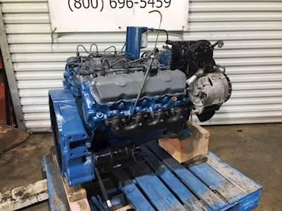 1988 ford diesel engine