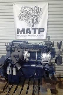 1979 international dt466 diesel engine model dtb180 mechanical fuel pump  turbocharged inline 6-cyl runs