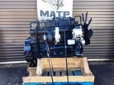 1998 1999 International DT466E Diesel Engine 7 6L Non-EGR Model A210F Fam#  WNVXH0466FNA Runs Good!